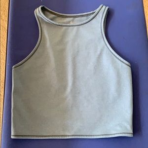 Lou and grey sports top